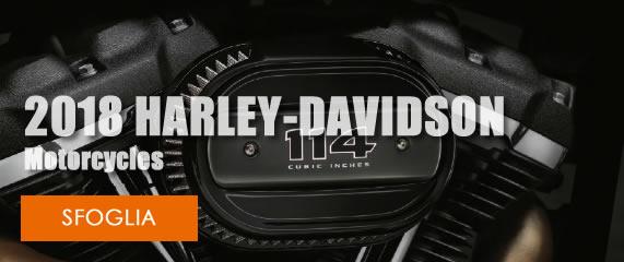 Catalogo Harley Davidson 2018 Motorcycles