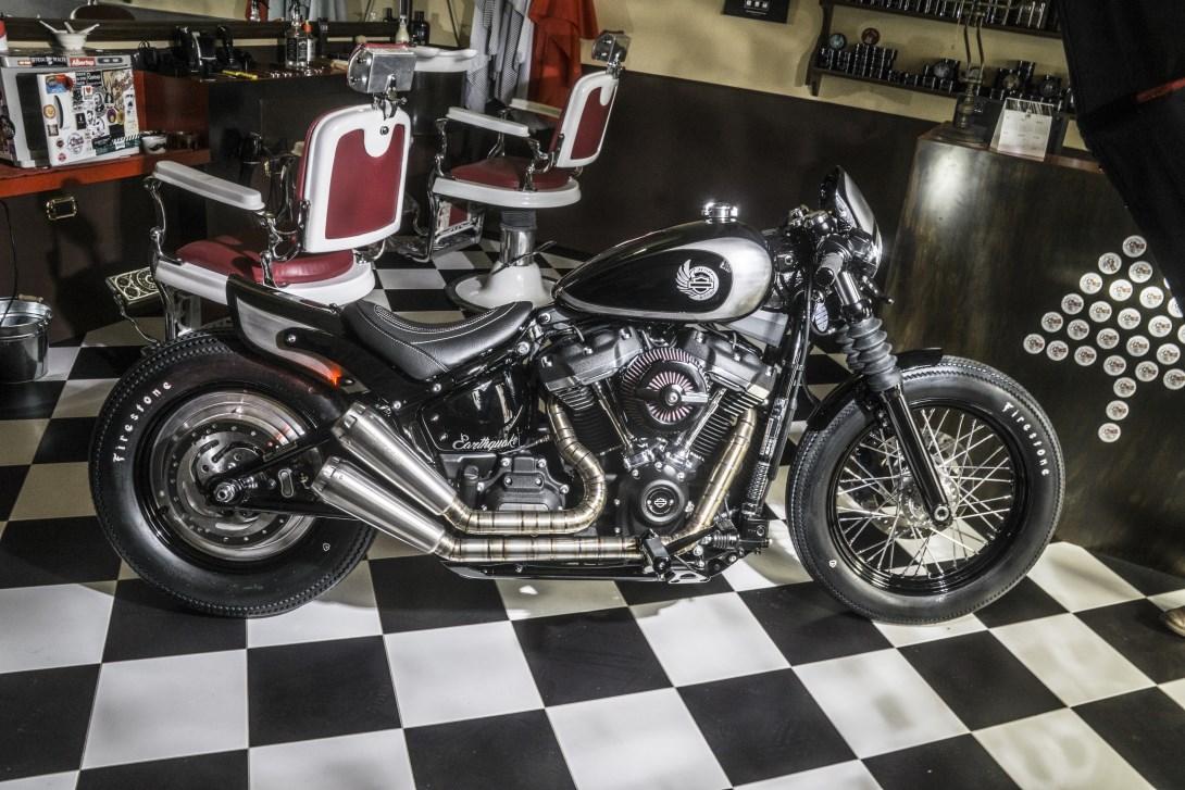 Earthquake Harley-Davidson Perugia Battle of the Kings 2018