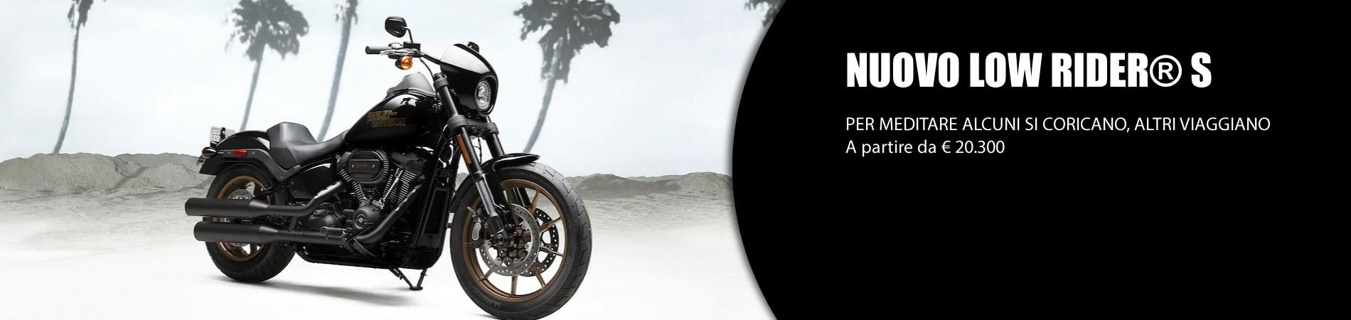 Harley-Davidson Golden Hills